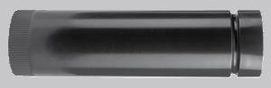 Dak-en-geveldoorvoer_Verlengmateriaal_Mantelpijp-zwart